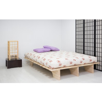 Cama Modelo Eko-Bed Crudo