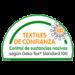 Producto téxtil testeado