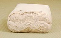 Futón de algodón