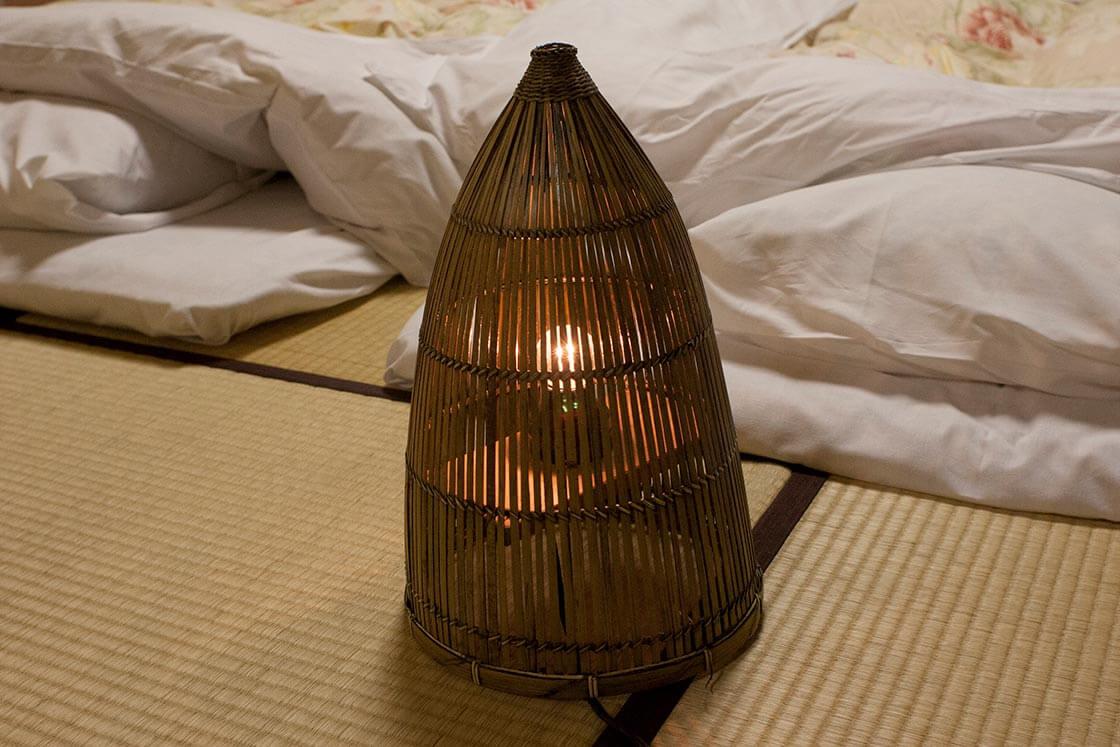 Luz sobre el tatami